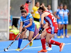 Indian Women's Hockey Team Hold Great Britain To Goalless Draw