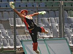 Canada Wicketkeeper Hamza Tariq Warned For Provocative Send Off