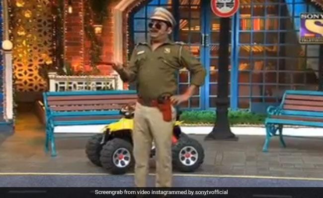 कपिल शर्मा ने बताया सीक्रेट, क्यों लेट होते हैं पुलिसवाले- देखें Viral Video