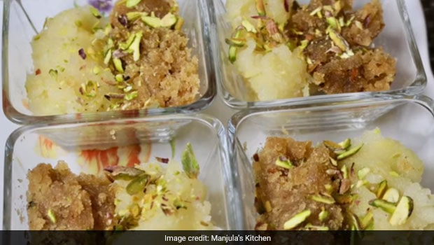 Watch: Make This Pineapple Sheera For Your Guests This Festive Season