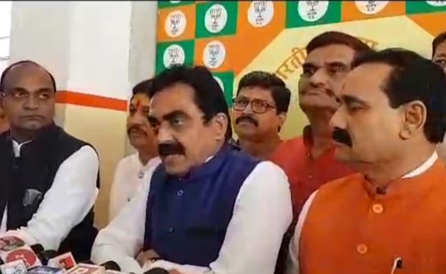 In Madhya Pradesh, Flip Flop By 2 MLAs Ahead Of Jhabua By-Polls