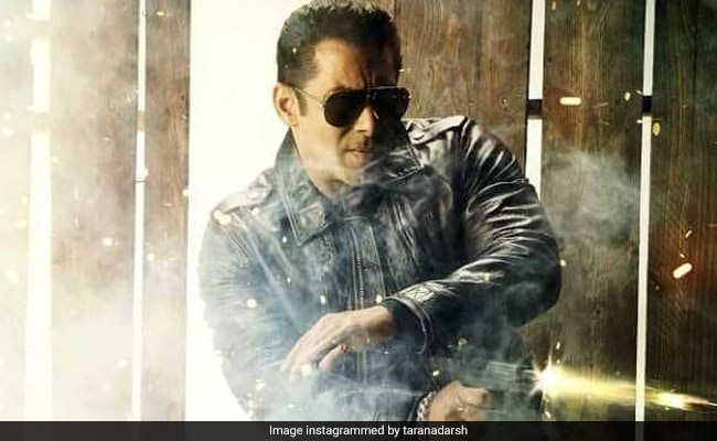 'Radhe' First Look: Presenting Salman Khan As The 'Most Wanted Bhai'