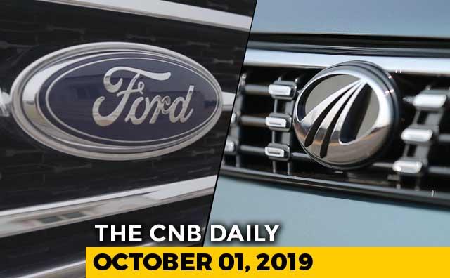 Video : Ford Mahindra, 2019 Renault Kwid, Bajaj Festive Offers