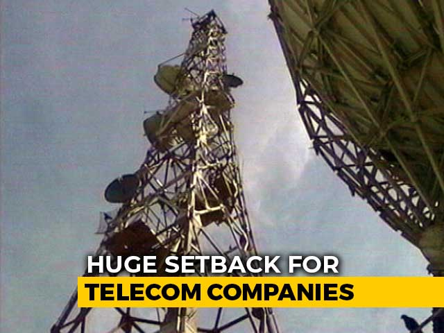 Video : Adjusted Gross Revenue Verdict Disastrous For Telecom Industry: Rajan Mathews