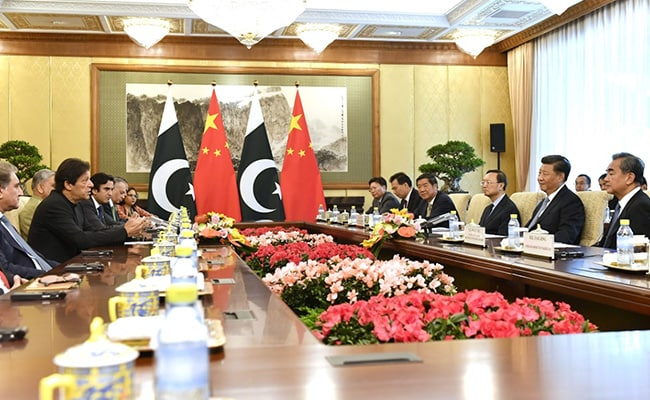 Kashmir In Focus As Imran Khan, Xi Jinping Meet, Beijing Cites UN Charter
