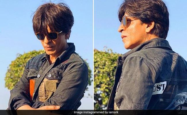 Shah Rukh Khan Tries To Match Karan Johar's Style: 'Get Me My Heels'