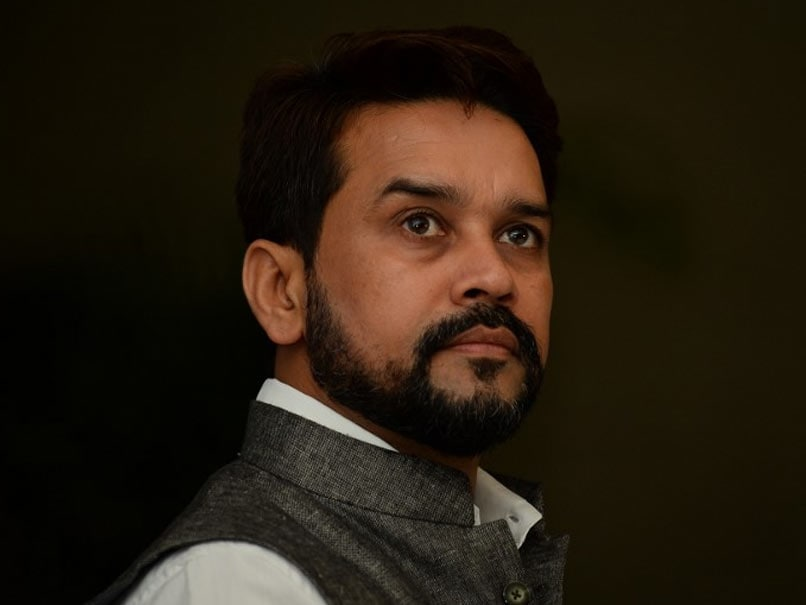 If Central Minister Is Outsider, Who Is Insider In Bengal: Union Minister Anurag Thakur