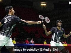 BADMINTON: Satwiksairaj Rankireddy और Chirag Shetty चीन ओपन के क्वार्टरफाइनल में पहुंचे