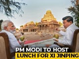 Video : PM Modi, Xi Jinping's One-On-One, Lunch To Cap Seaside Summit