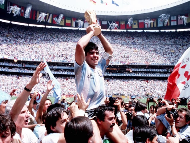 Video : First Impressions Of <i>Diego Maradona</i>