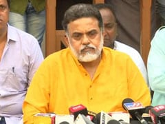 """A Futile Exercise"": Sanjay Nirupam Warns Congress Against Backing Sena"