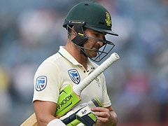 India vs South Africa: Dean Elgar Faces Fans