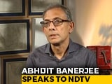 "Video : ""Nirmala Sitharaman Was My Contemporary In JNU,"" Abhijit Banerjee Tells NDTV"
