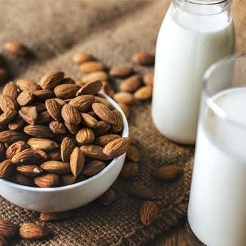 7 Milk Alternatives When You're Dairy-Free Or Lactose Intolerant
