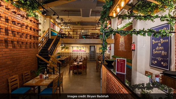 Review: Indulge In Authentic Hyderabadi Flavours At Biryani Badshah, Connaught Place