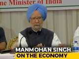 "Video : ""Government Obsessed..."": Manmohan Singh's Comeback To Finance Minister"