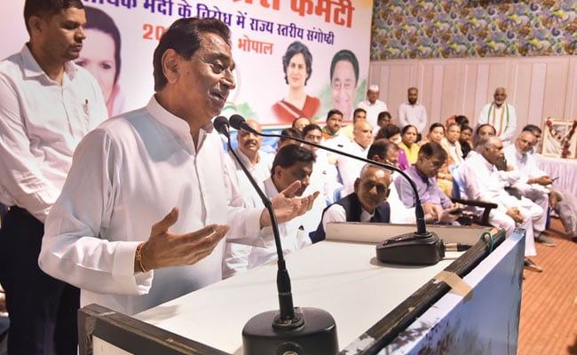 Confrontation Between Centre, States Not Good For Country: Kamal Nath