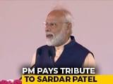 "Video : ""Unity In Diversity Our Identity"": PM On Sardar Patel's Birth Anniversary"