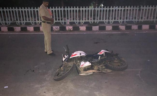दिल्ली : लूटपाट करने वाले दो बदमाश मुठभेड़ में घायल