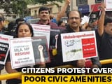"Video : ""Govern Or Resign"": Angry Bengaluru Residents To Lawmakers Over Bad Roads"