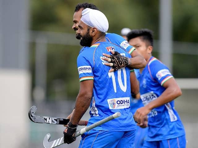 India Beat World Champions Belgium 2-1 To Extend Winning Streak