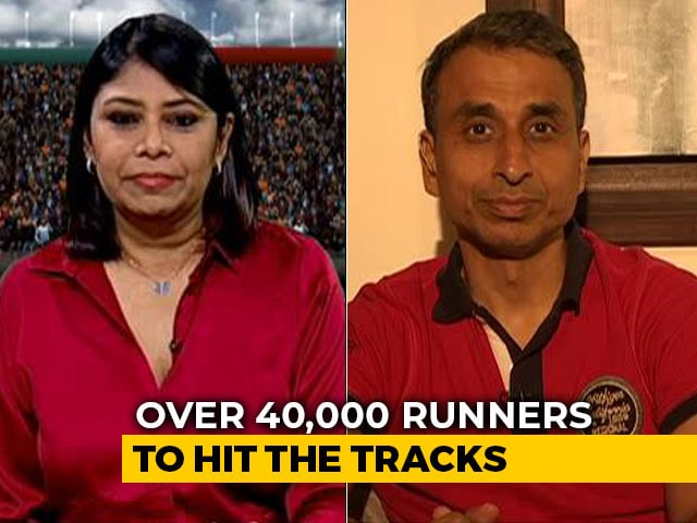 Video : Kipchoge's Spirit Will Be On Delhi Tracks