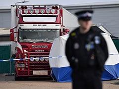 China Embassy Staff On Way To UK Site Where 39 Found Dead In Truck