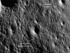 See Close Up Pics Of Moon, Courtesy High-Res Camera Onboard Chandrayaan-2