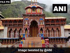 Lord Badrinath Temple To Open On May 15