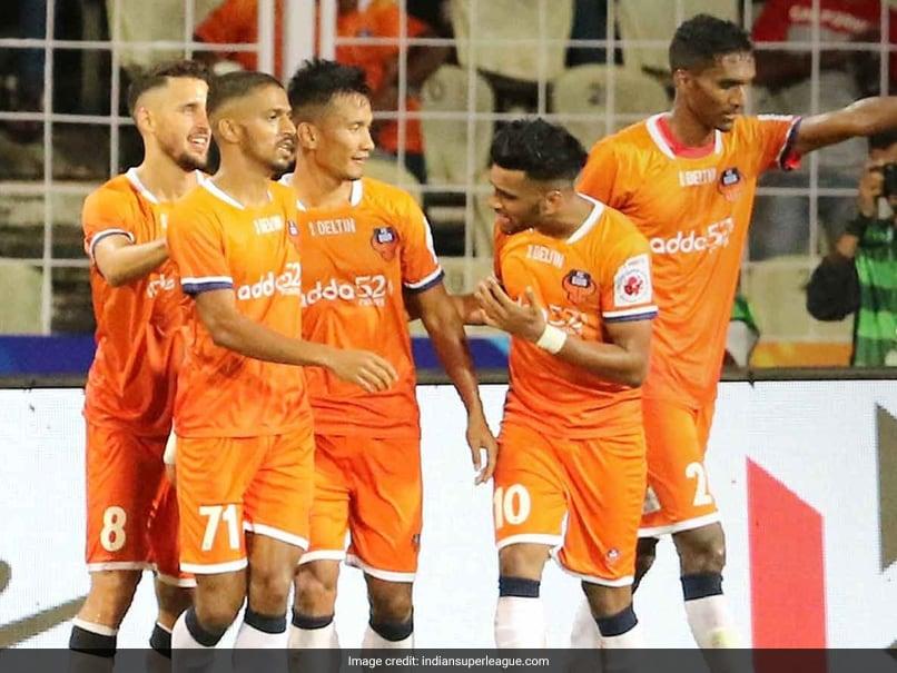ISL: FC Goa Begin Season With 3-0 Win Over Chennaiyin FC