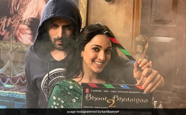 Bhool Bhulaiyaa 2: Kartik Aaryan And Kiara Advani's Film Goes On Floors