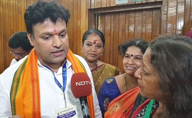BJP's Gautam Kumar Is New Bengaluru Mayor, Beats Congress By 17 Votes