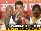 Video: In Maharashtra, BJP Manifesto Proposes Bharat Ratna  For Veer Savarkar