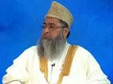 Video: I Sensitize People To Realize Swachh Bharat And Swasth Bharat: Imam Umer Ilyasi