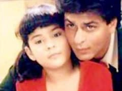 21 Years Of <I>Kuch Kuch Hota Hai</i>: Sana Saeed Shares An Adorable Throwback Pic With Shah Rukh Khan
