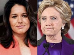 "Tulsi Gabbard Calls Hillary Clinton ""Queen Of Warmongers"" Over Russia Remark"