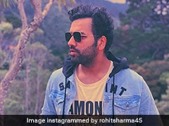 Rohit Sharma Bats For Trees In Mumbai