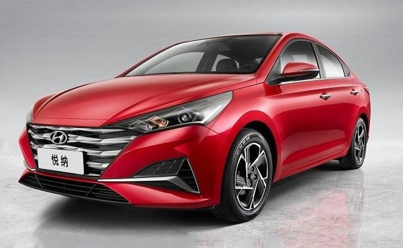 The Hyundai Verna facelift is likely to come to India next year