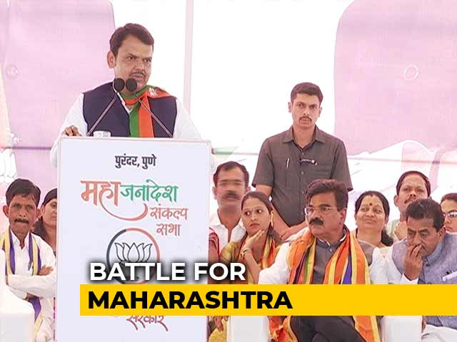 Maharashtra Assembly Election 2019: BJP vs Shiv Sena And Other Key Fights