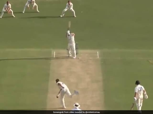 "Steve Smith ""Is Human After All"", Registers Rare Failure On Sheffield Shield Return. Watch"