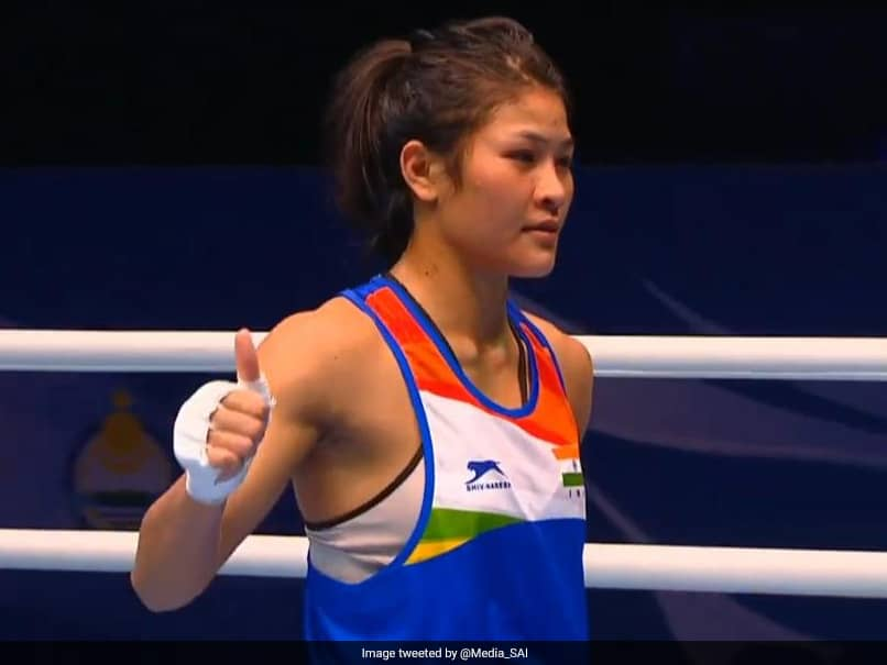 Jamuna Boro, Lovlina Borgohain enter quarters of world womens boxing championship