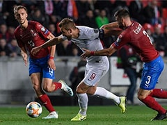 Czech Republic vs England, Euro Qualifiers: England Slump To First Qualifying Defeat In 10 Years