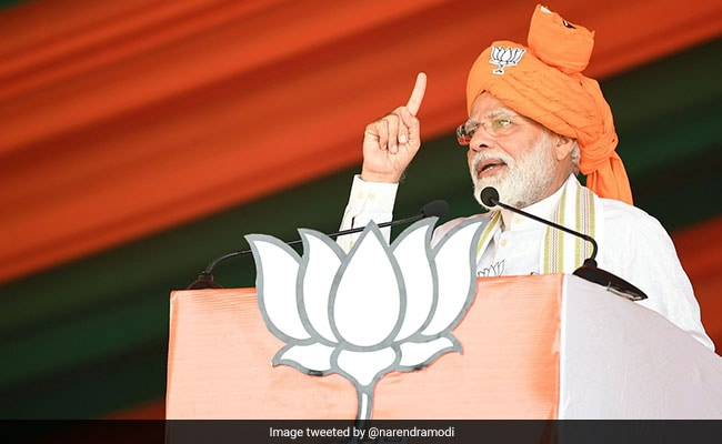 'Enrich Festival Of Democracy': PM Tweets As Voting Begins In 19 States