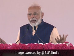 """Jammu And Kashmir, Ladakh Taking Step Towards New Future Today,"" Says PM"
