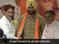 Haryana Elections 2019: 'Flicker Singh' Aims At BJP's Maiden Win From Kurukshetra