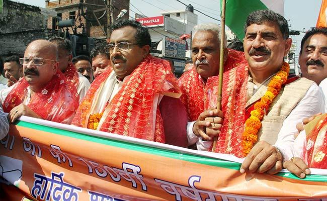 'Only 200-250 Under Detention In Jammu And Kashmir': BJP's Ram Madhav