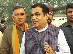 RSS प्रमुख से मिलने नागपुर पहुंचे नितिन गडकरी बोले- शिवसेना से बात हो रही है, फडणवीस को ही बनना चाहिए CM