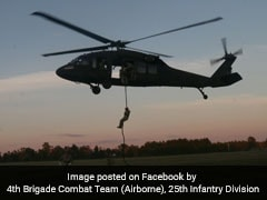 US Paratroopers Hurt In Botched Night Jump, Some Stuck In Trees: Report