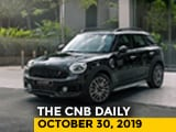 Video : Mini Countryman, Lamborghini V12 Track Car, Ducati Scrambler