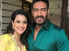 How Ajay Devgn And Kajol 'Behaved In Front Of Everybody' On <I>Tanhaji</I> Sets